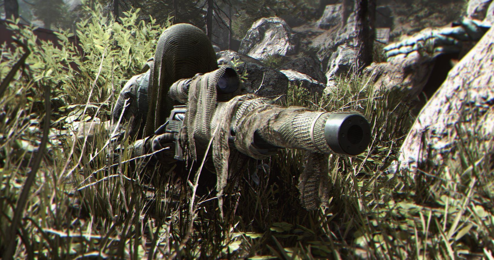Infinity Ward: Players Can Reload While Aiming Down The