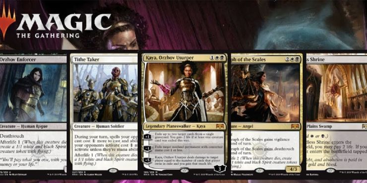 10 Reasons You Should Run An Orzhov Syndicate Deck In Magic The Gathering Bienvenue dans l'univers d'assassin's creed, la licence phare d'ubisoft. an orzhov syndicate deck in magic