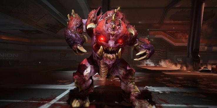 Doom: The 10 Most Terrifying Demons, Ranked | TheGamer