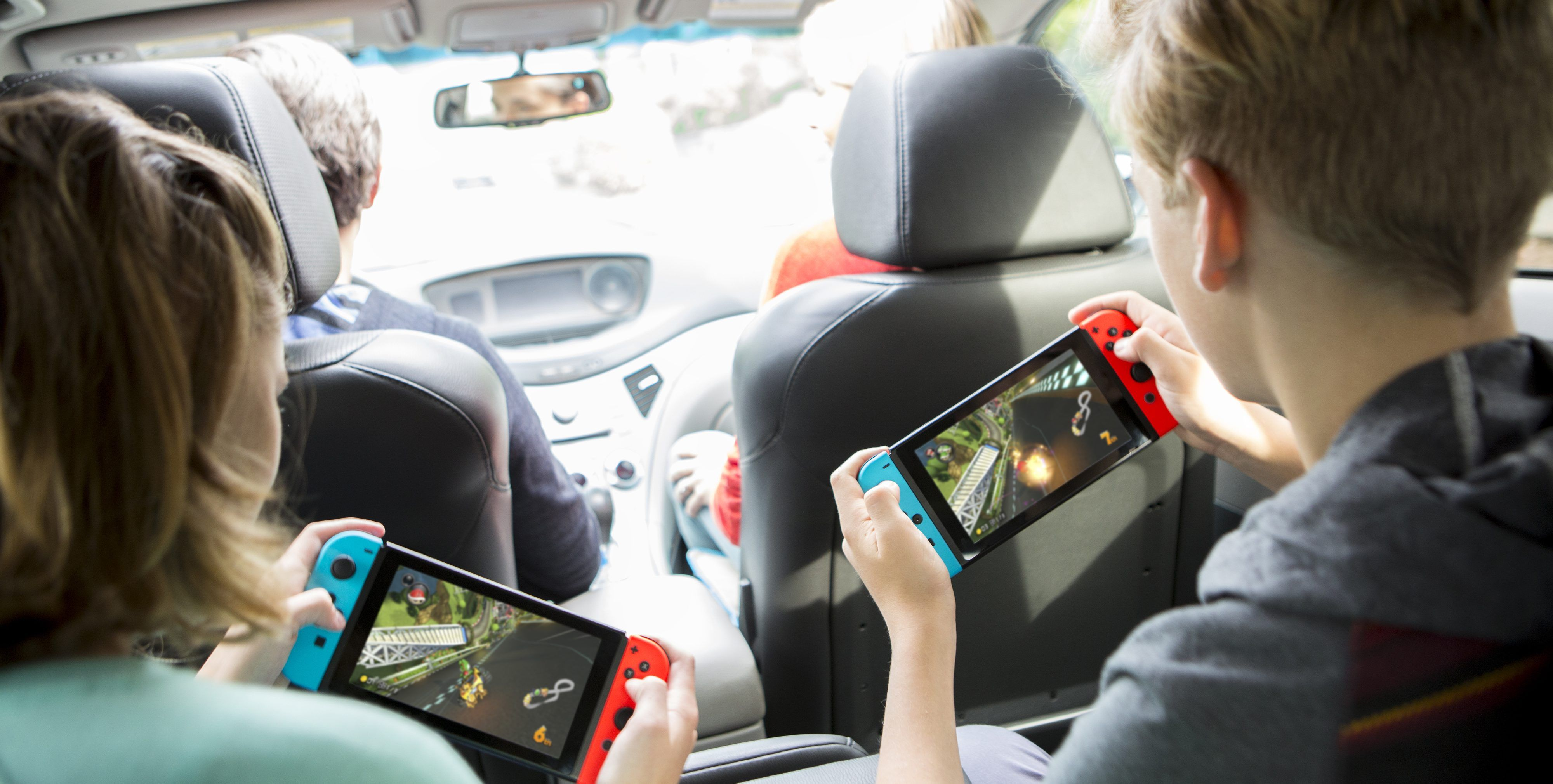 How To Share Digital Nintendo Switch Games With Friends