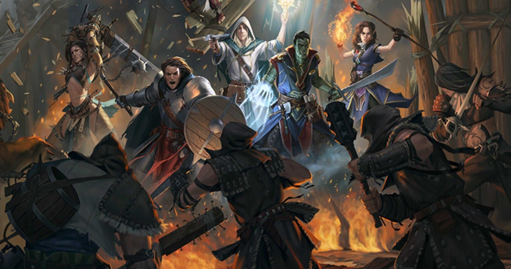 5 Ways Pathfinder 2e Is Better Than Dungeons And Dragons (And 5 Ways