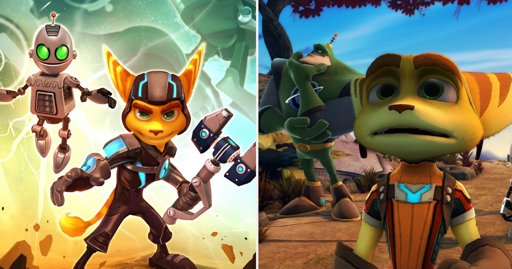 Ratchet Clank The 5 Best 5 Worst Games In The Franchise