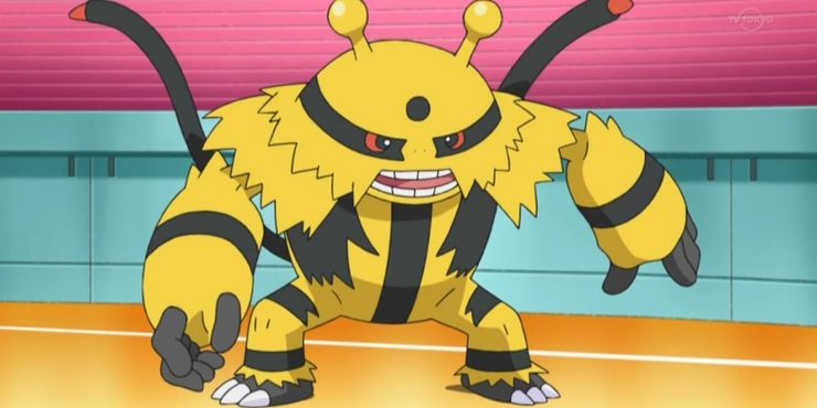 23 Strongest Electric Pokemon Ranked Thegamer