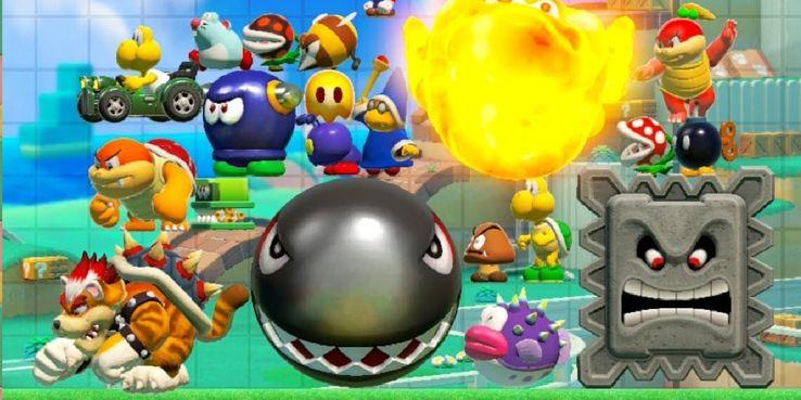 Super Mario Maker 2: 10 Tips For Making Super Mario 3D World