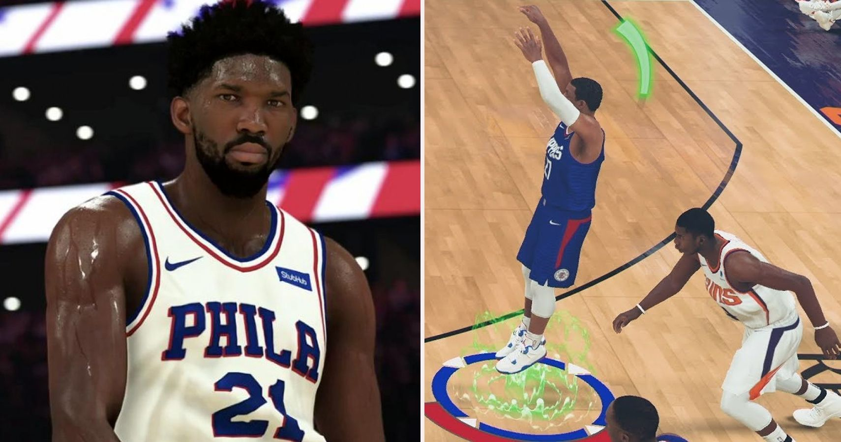 NBA 2K20: 10 Ratings That Are Ridiculously High | TheGamer