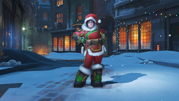 Overwatch Christmas 2019.Ranked The 5 Best Attack Skins In Overwatch 5 Worst