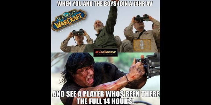 World Of Warcraft Classic 10 Hilarious Memes Only True Fans