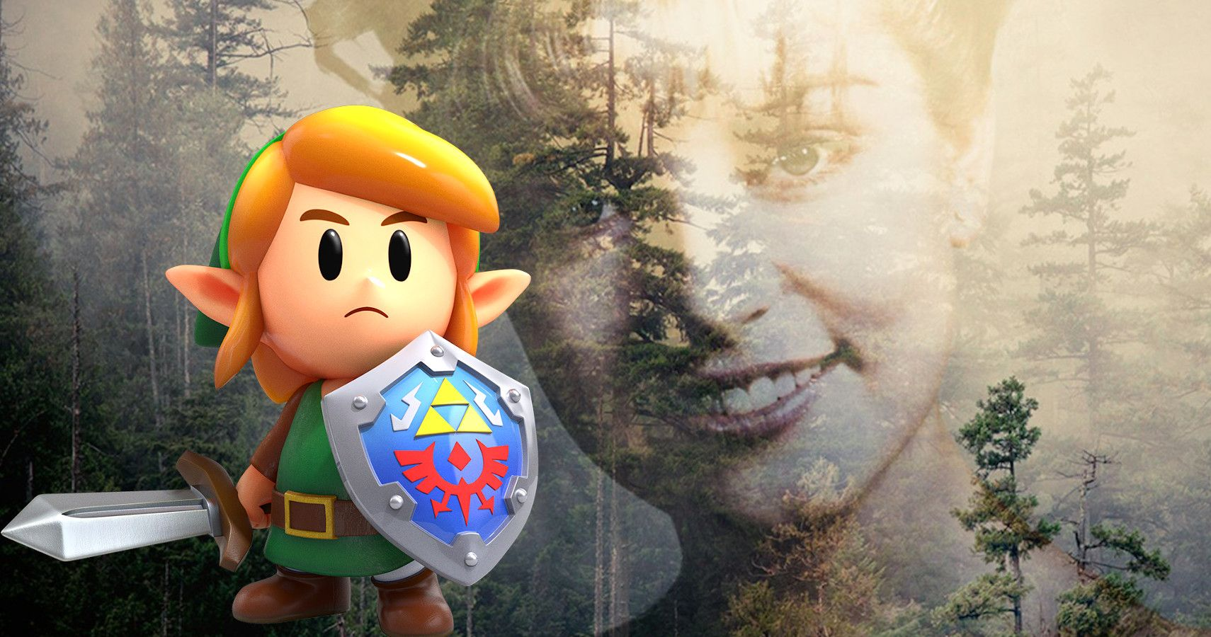 How Twin Peaks Influenced The Legend of Zelda: Link's ...