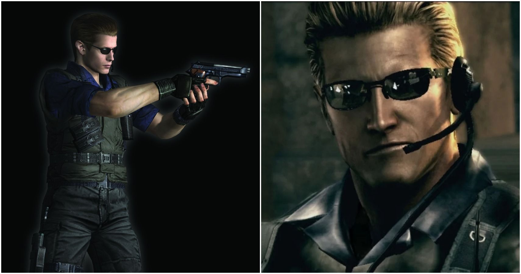 Resident Evil The 10 Worst Things Albert Wesker Has Done