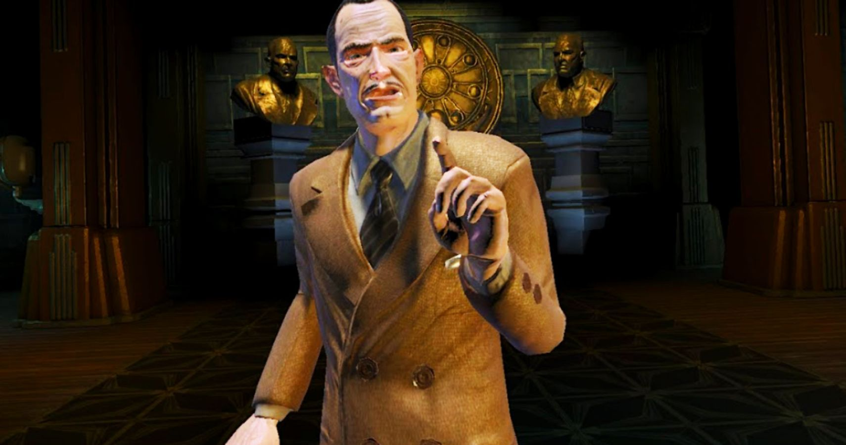 BioShock: Andrew Ryan