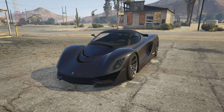 10 Fastest Cars In Gta Online Under 500k Thegamer