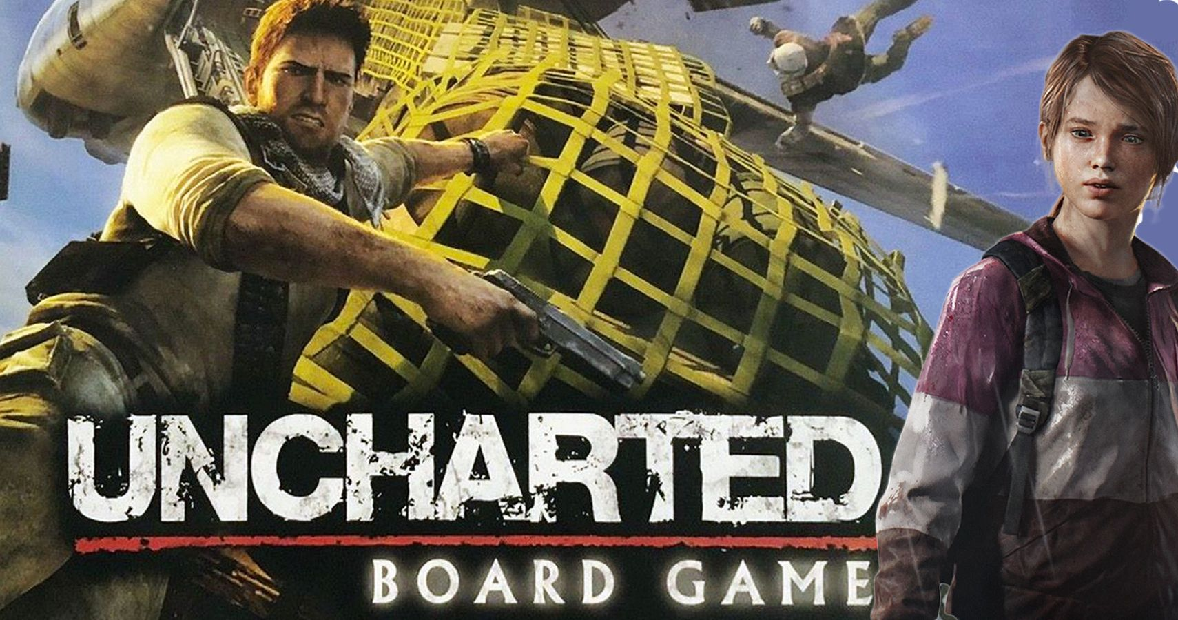 Gaming Detail In The Last Of Us You Can Find An Uncharted Board Game