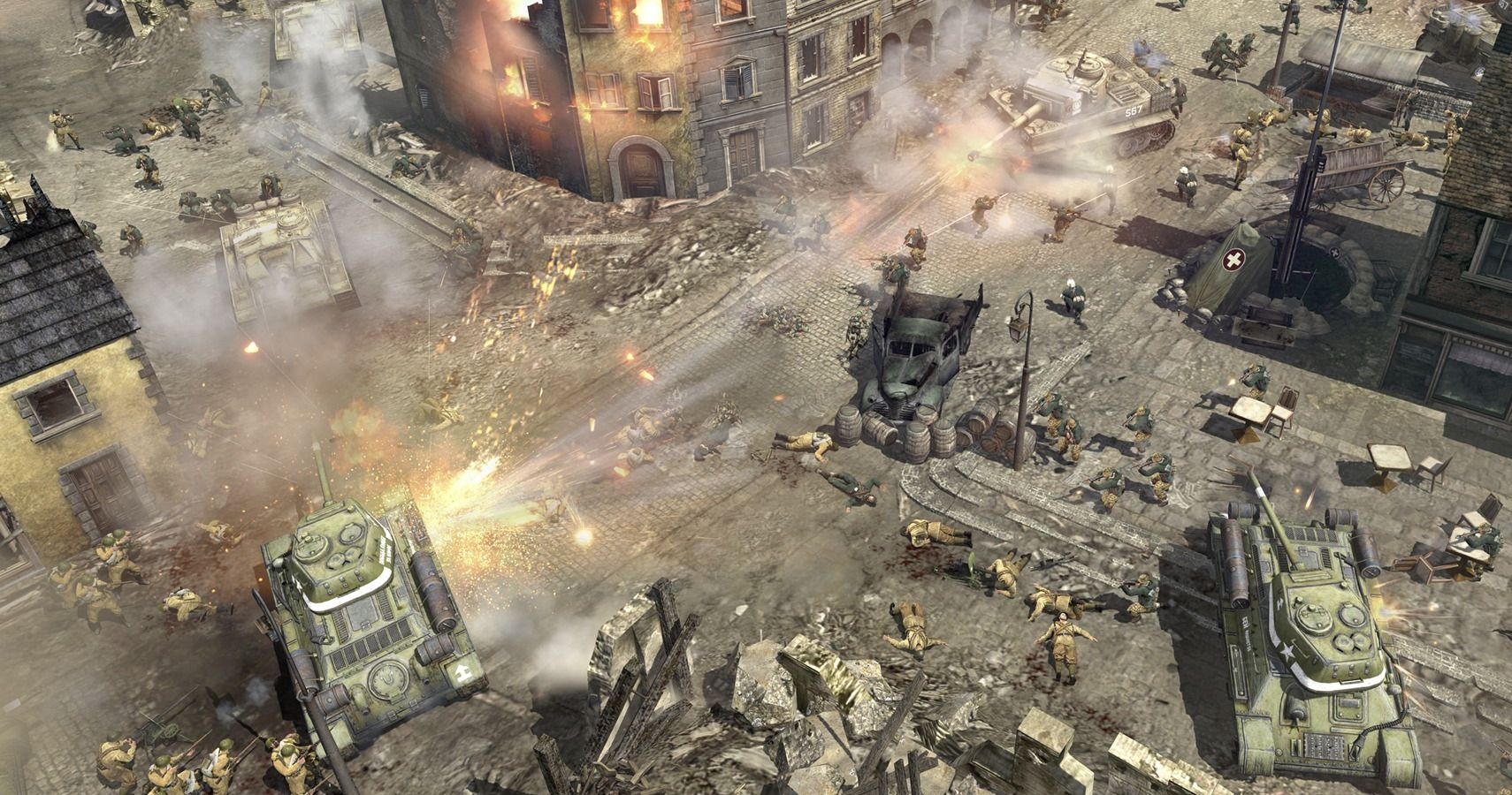 Image result for company of heroes feral