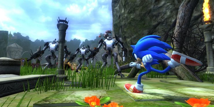 Was Sonic 06 Really That Bad Thegamer