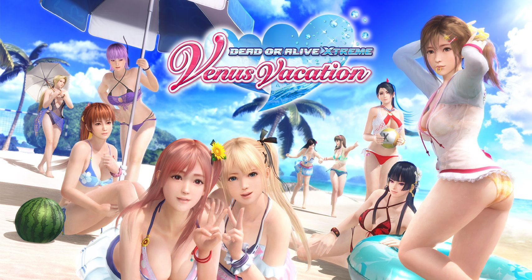 Koei Tecmo Is Still Pretending Dead Or Alive Xtreme Doesn T Exist
