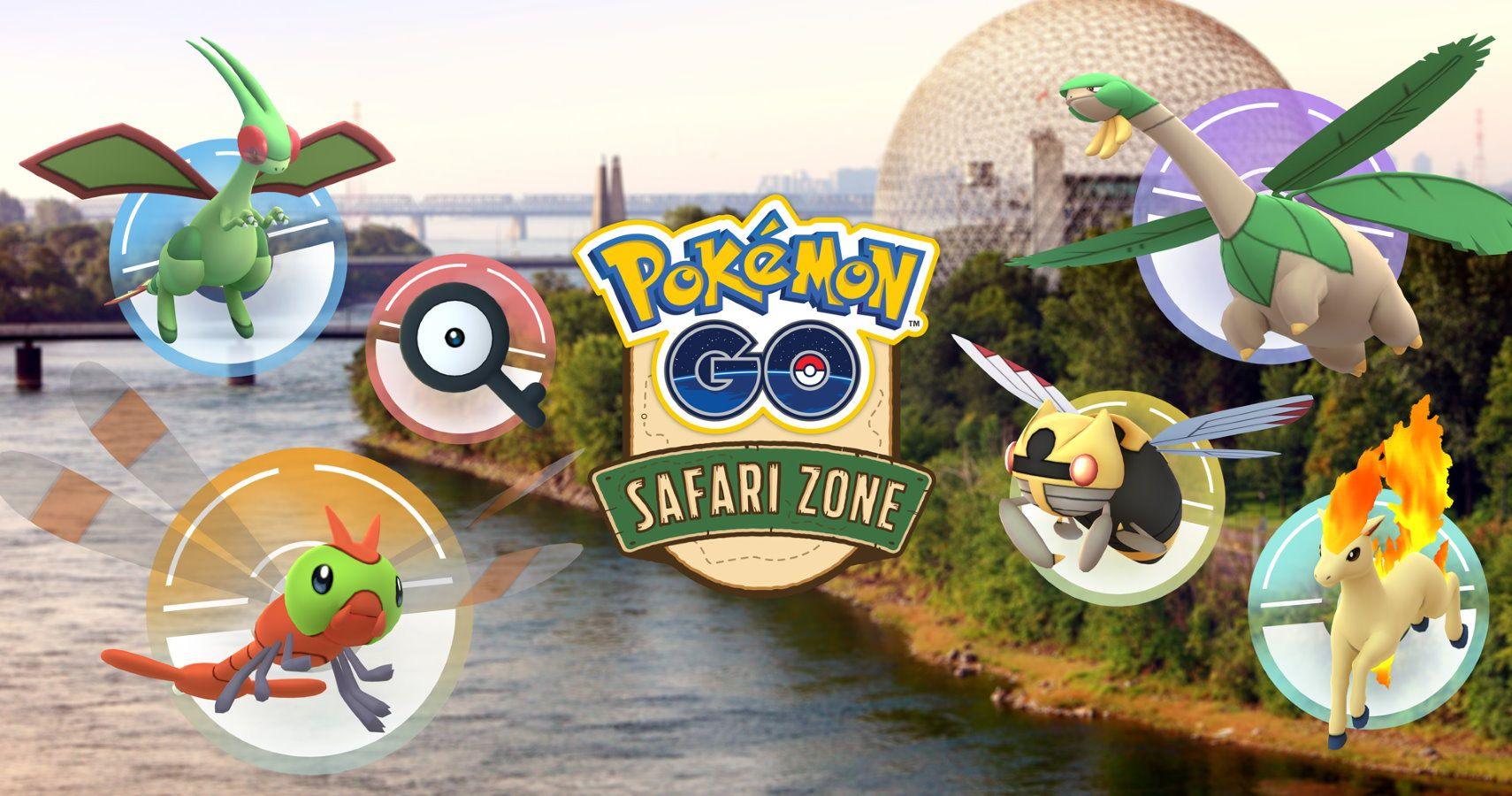 Pokémon GO Dataminers Discover Unannounced Safari Zones ...