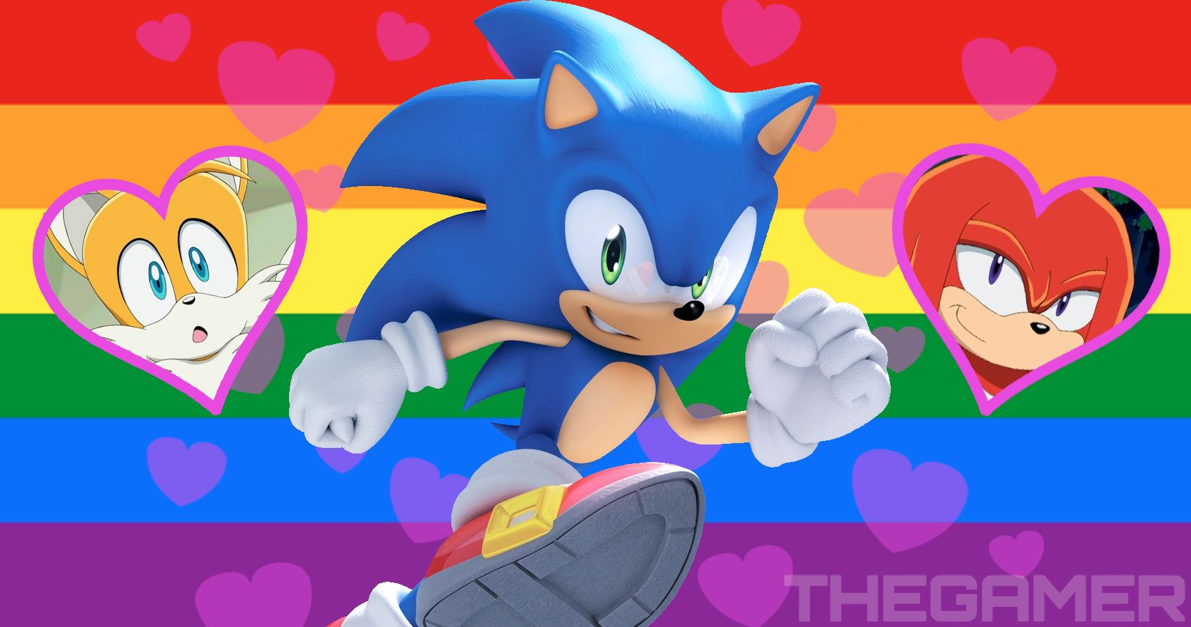 Why We Think Sonic Should And Will Be Gay Thegamer