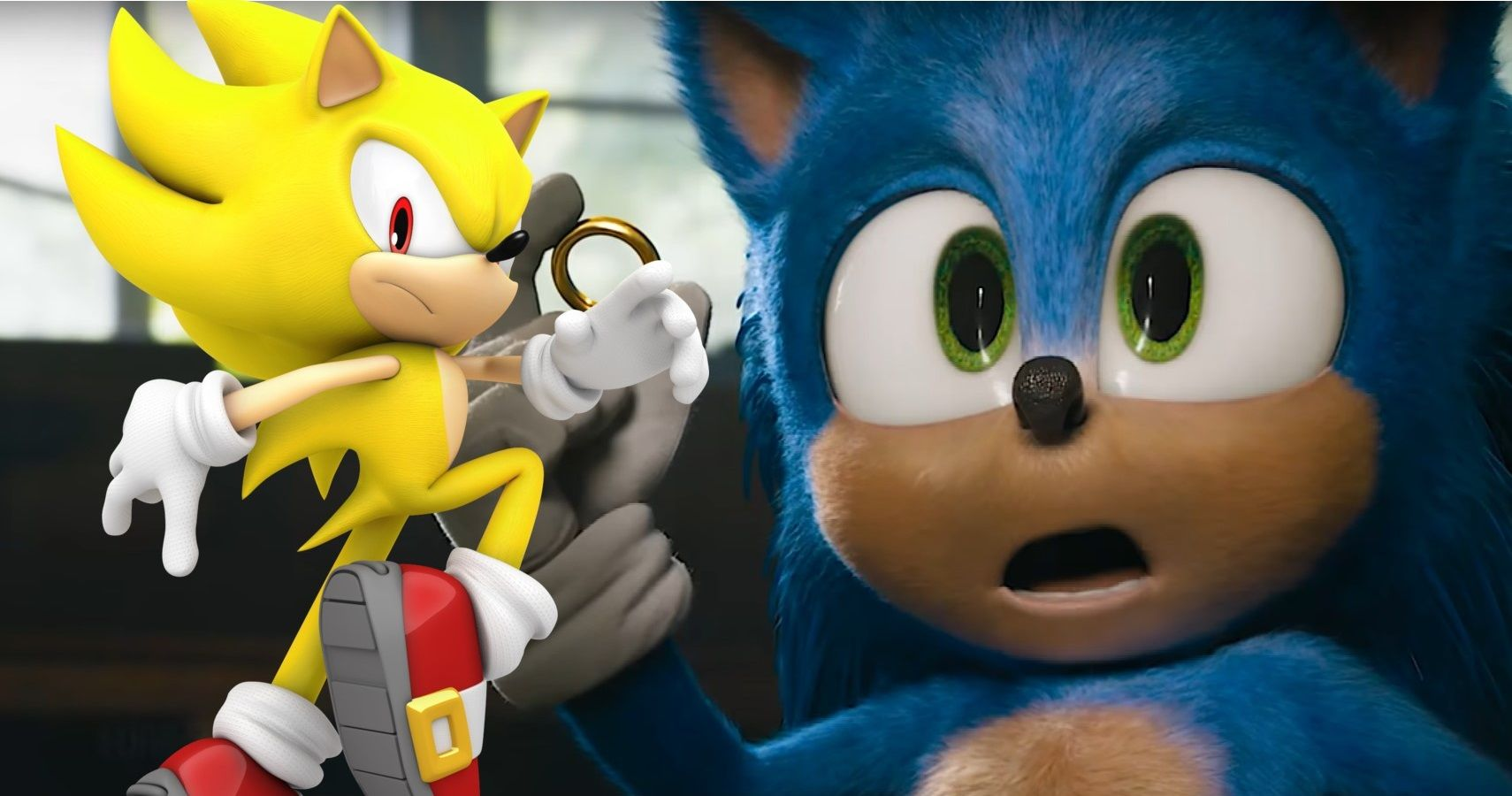 Super Sonic Was Almost In The Sonic Movie   TheGamer