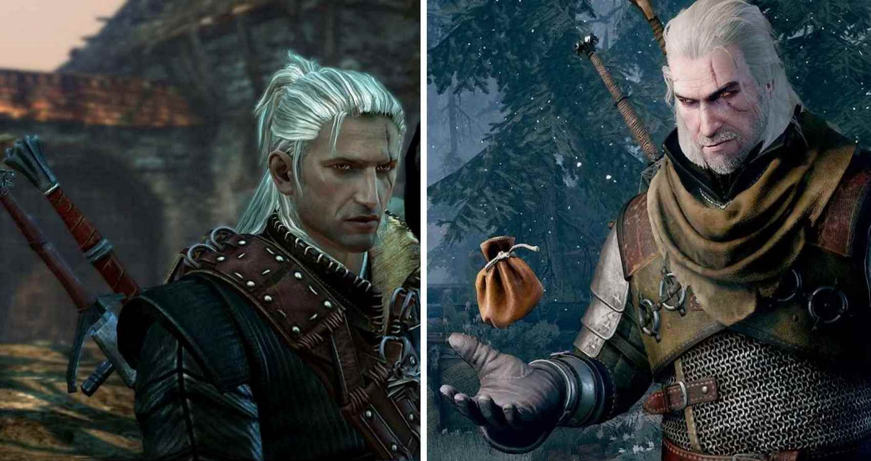 Witcher 2 Vs Witcher 3 5 Reasons The 2nd Is Best In The Series 5 Why 3 Is Better