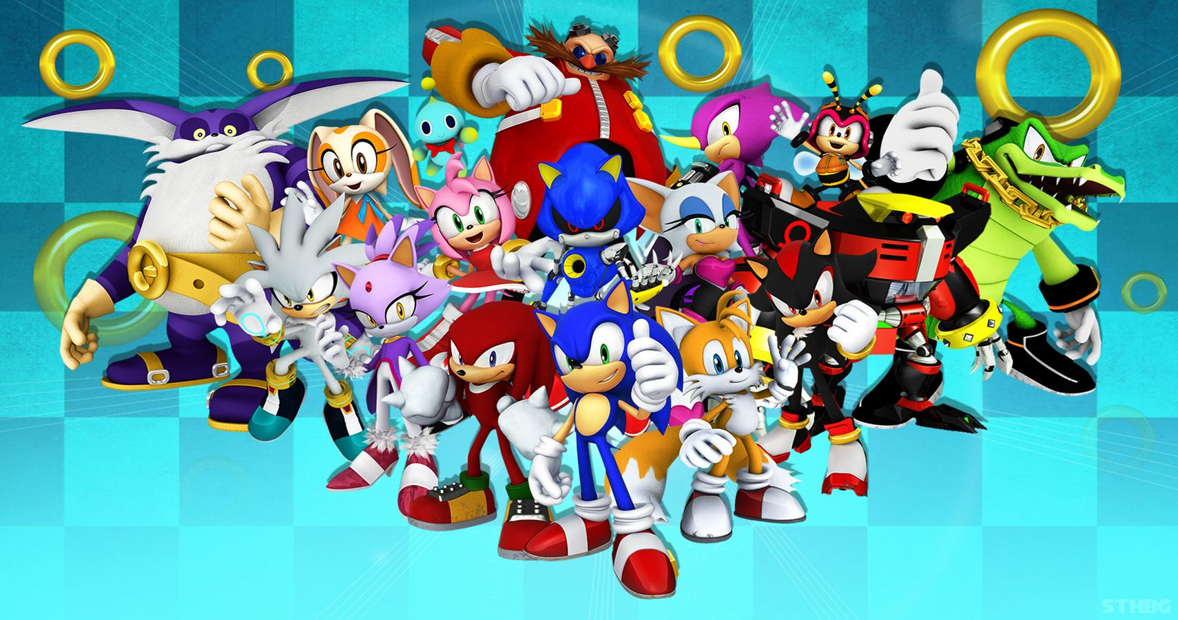 5 Sonic Characters We Want To See In The Sequel And Who Should