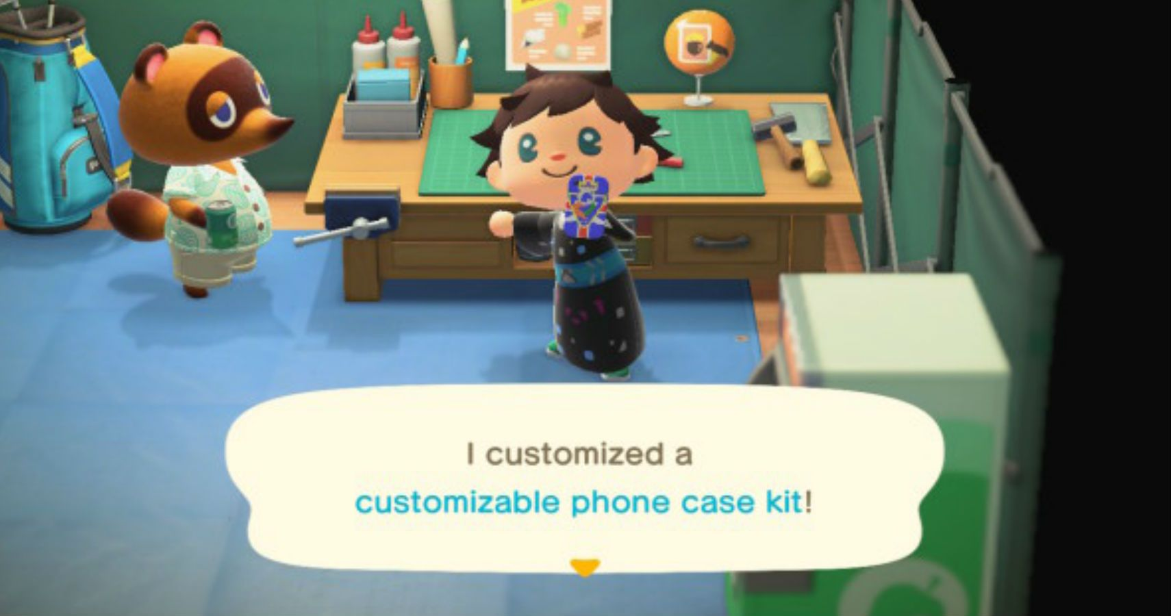 Animal Crossing New Horizons How To Customize Your Nookphone