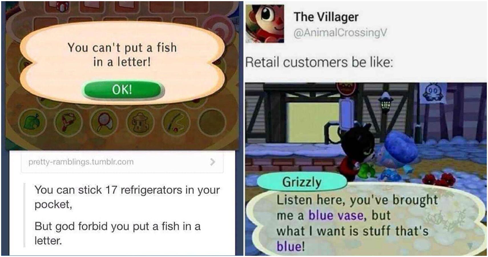 10 Animal Crossing Memes That Prove The Games Make No Sense