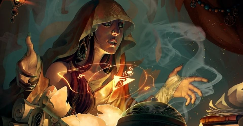 Dungeons Dragons 10 Best Divination Spells Thegamer You sense the direction to the object's location, as long as that object is within 1,000 feet of you. dungeons dragons 10 best divination