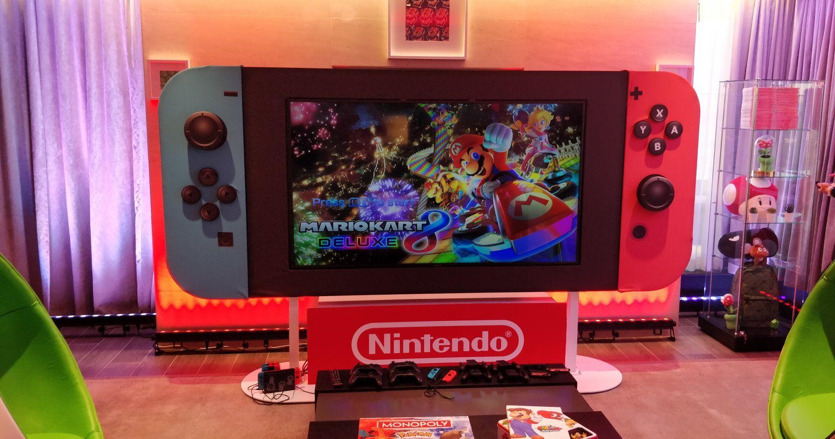 Nintendo Suite At Hotel X Toronto Is So Nintendo It S Creepy