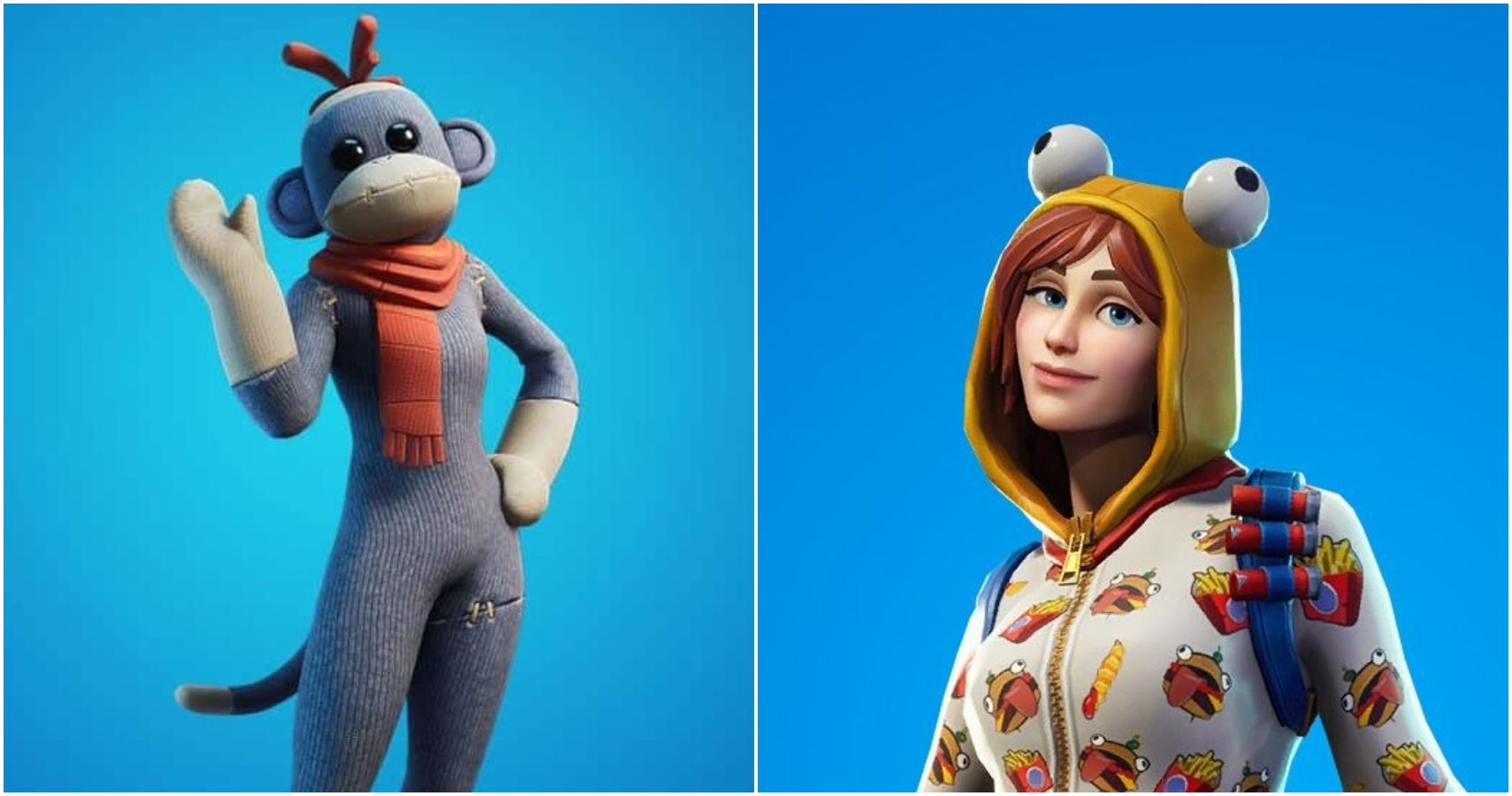 The 15 Cutest Fortnite Skins Ranked Thegamer Here's a complete list of fortnite all skins (skin tracker) and daily sales. the 15 cutest fortnite skins ranked