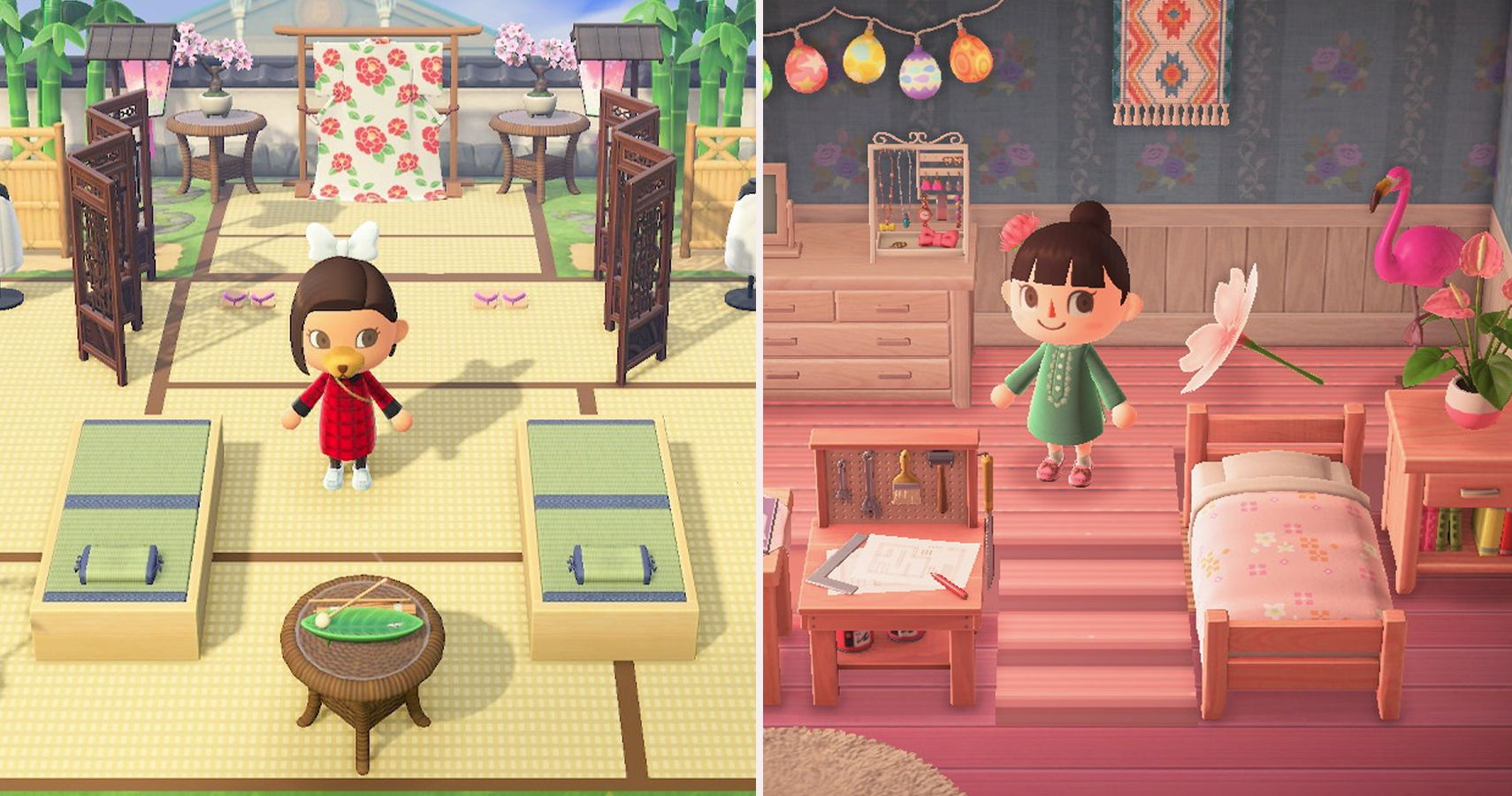 Animal Crossing New Horizons: 10 Best Custom Flooring Codes on Animal Crossing Room Ideas New Horizons  id=11279