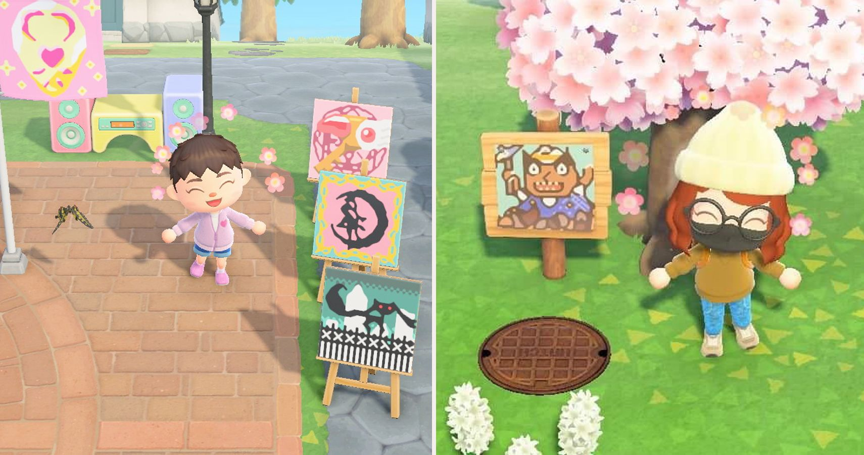 Animal Crossing New Horizons 15 Best Island Flags Their Codes