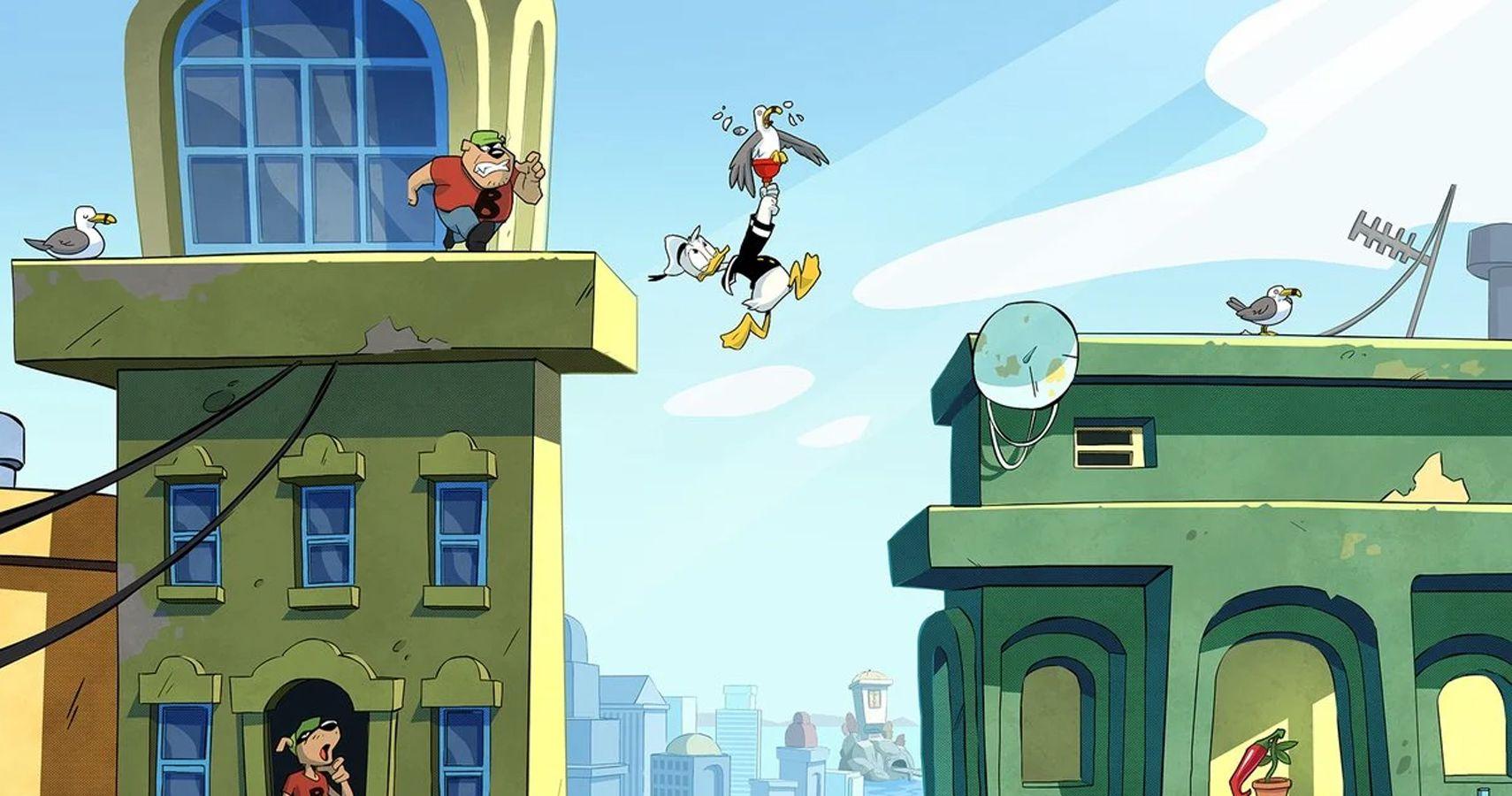 Disney Turned Down A New Ducktales Quackshot Game Thegamer