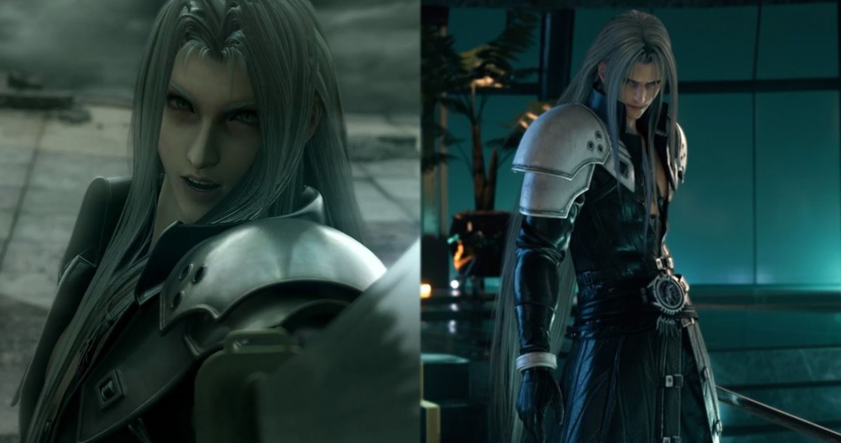 Final Fantasy Vii Remake Theory Did Sephiroth Travel Back In Time