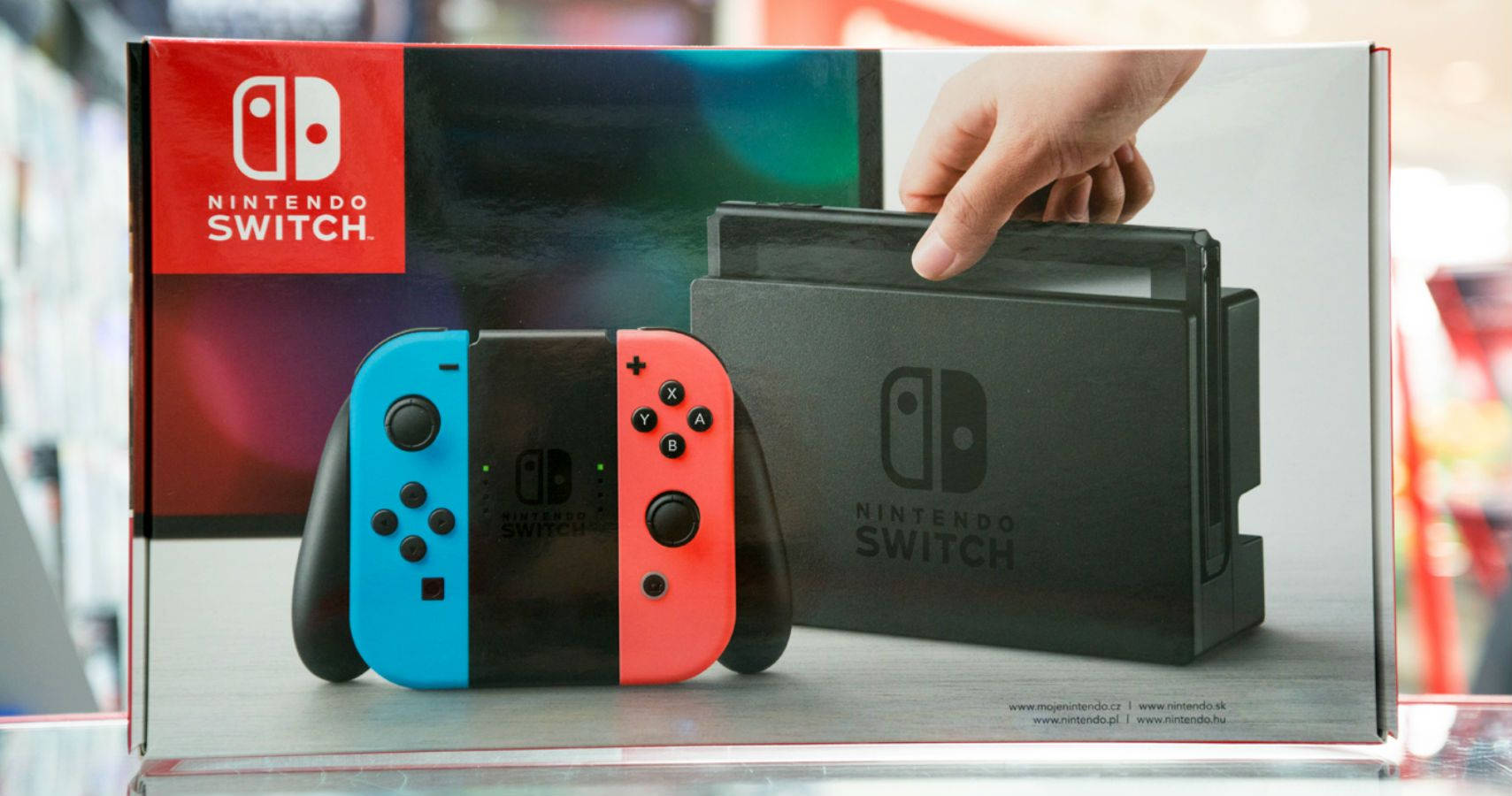 Nintendo Switch Restock Coming To Us Europe But Not Japan