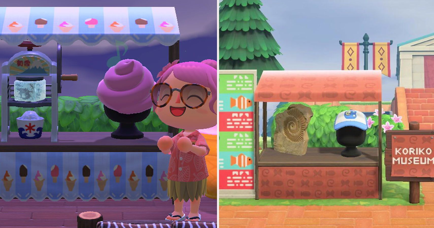 Animal Crossing New Horizons 15 Best Custom Stall Design Codes