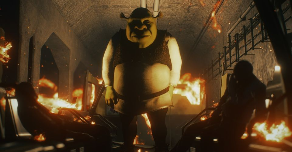Resident Evil 3 Mod Replaces Nemesis With Shrek Thegamer