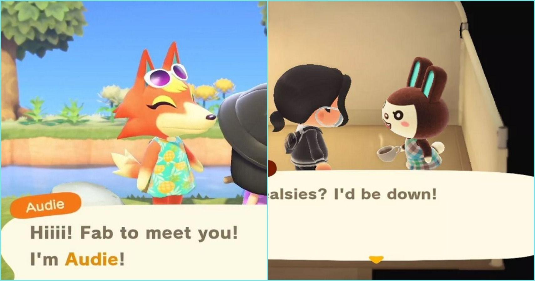 Animal Crossing: New Horizons: 10 Rarest Peppy Villagers ...