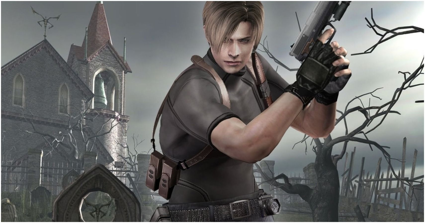 5 Things We Want To See In A Resident Evil 4 Remake For Ps5 5