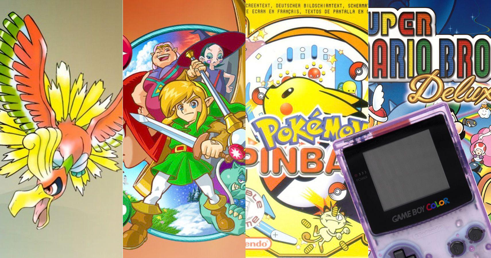 10 Best Gameboy Color Games Ever Ranked Thegamer