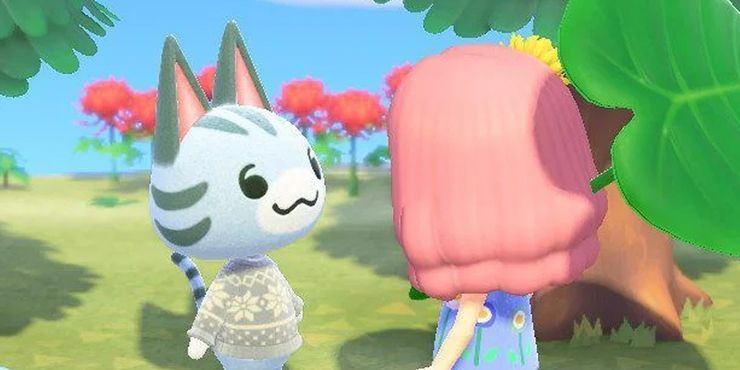 Animal Crossing The 10 Best Cat Villagers To Get On Your Island