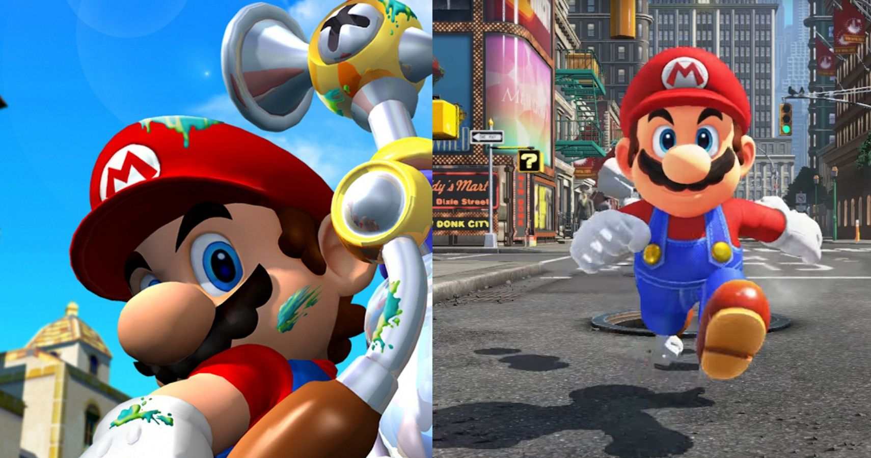 Every 3D Mario Game, Ranked By Difficulty | TheGamer