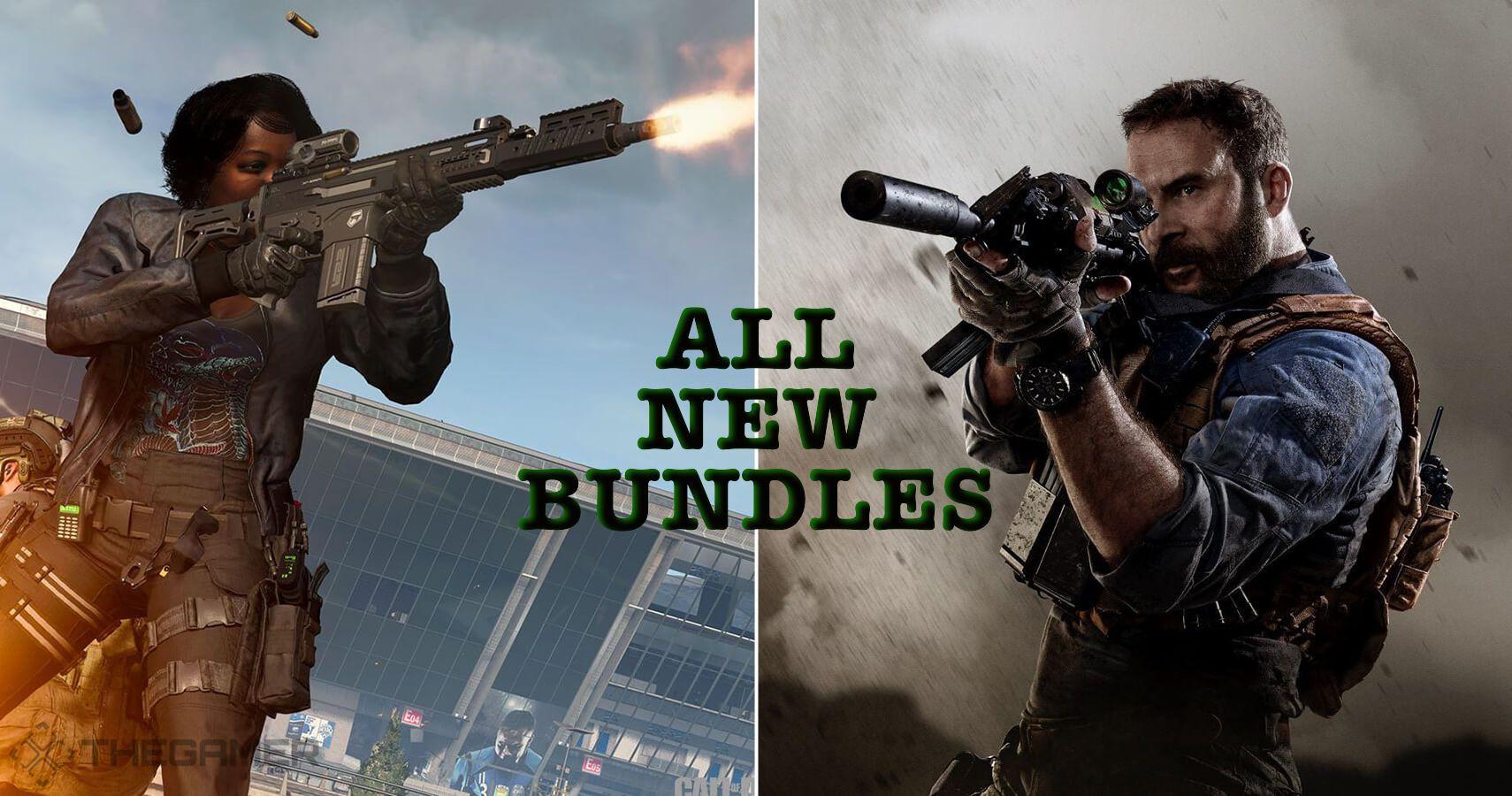 Every New Bundle In Call Of Duty Modern Warfare Warzone Season 4 Reloaded