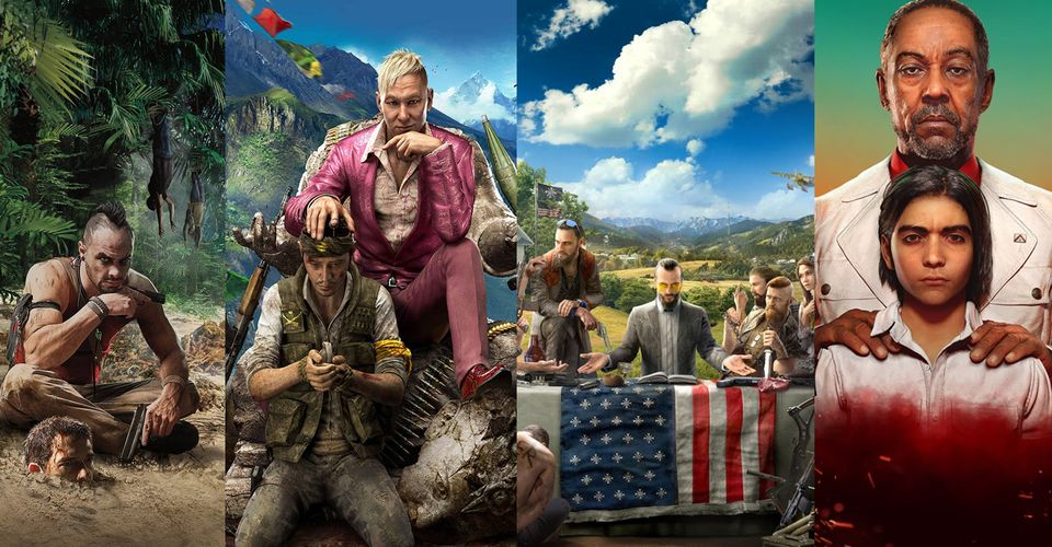 Will Far Cry 6 Break The Franchise S Cycle Of Repetitive Gameplay