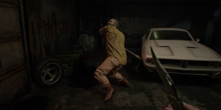 Resident Evil 7 Boss Fights Ranked From Easiest To Hardest