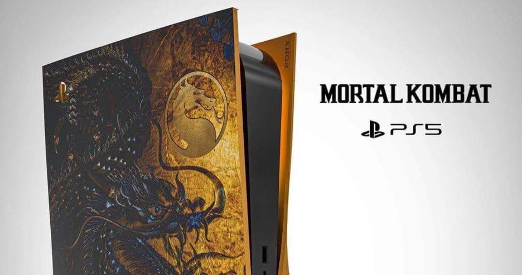 Xbox Pope Reveals Concept Art For Mortal Kombat Ps5 Skin
