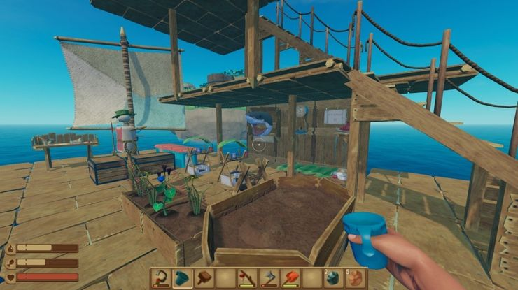 Raft 10 Reasons The Popular Survival Game Is Worth Buying In Early Access