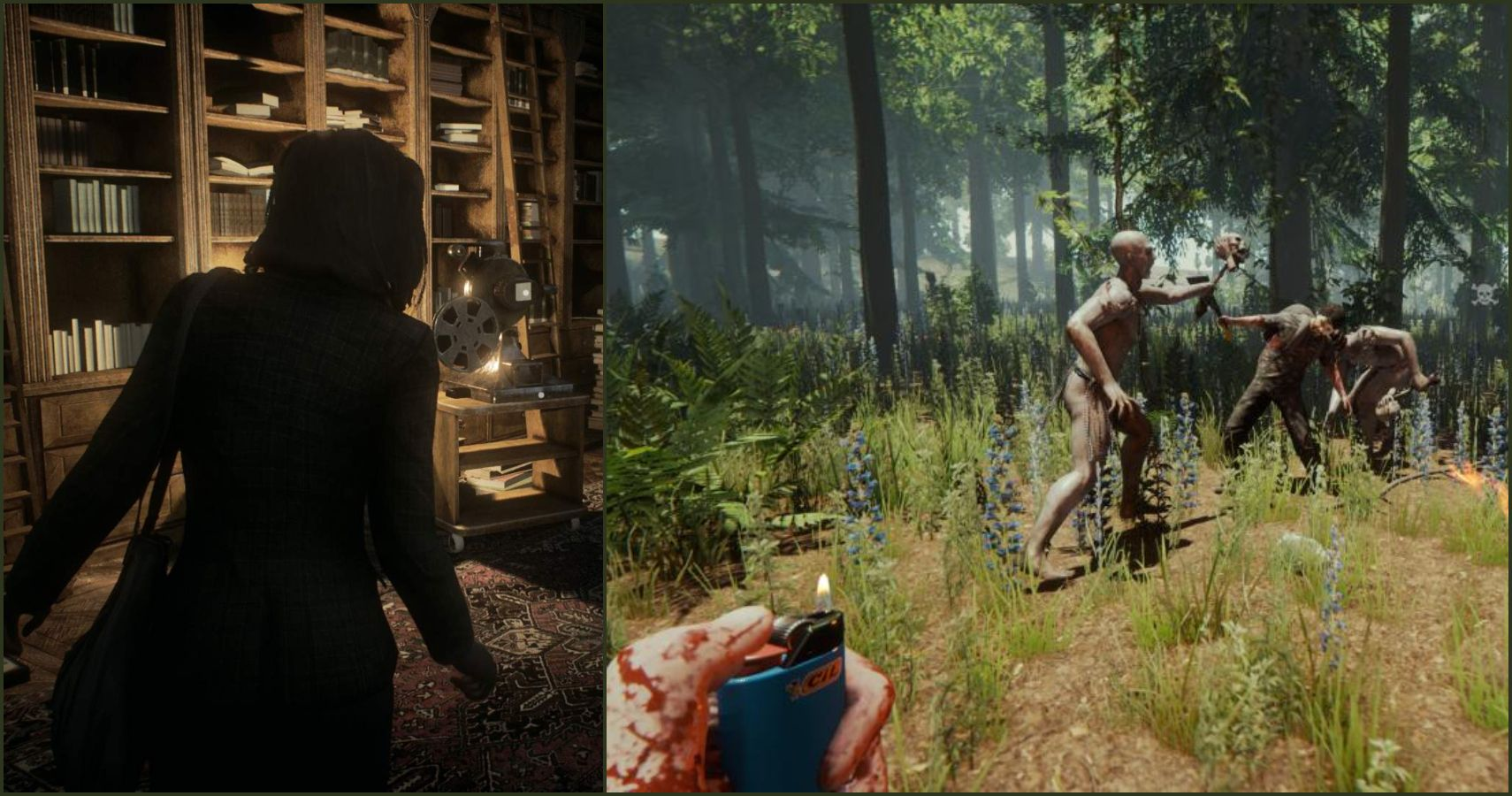 Is There A Forest 2 Coming Out 10 Survival Horror Games That Need A Sequel