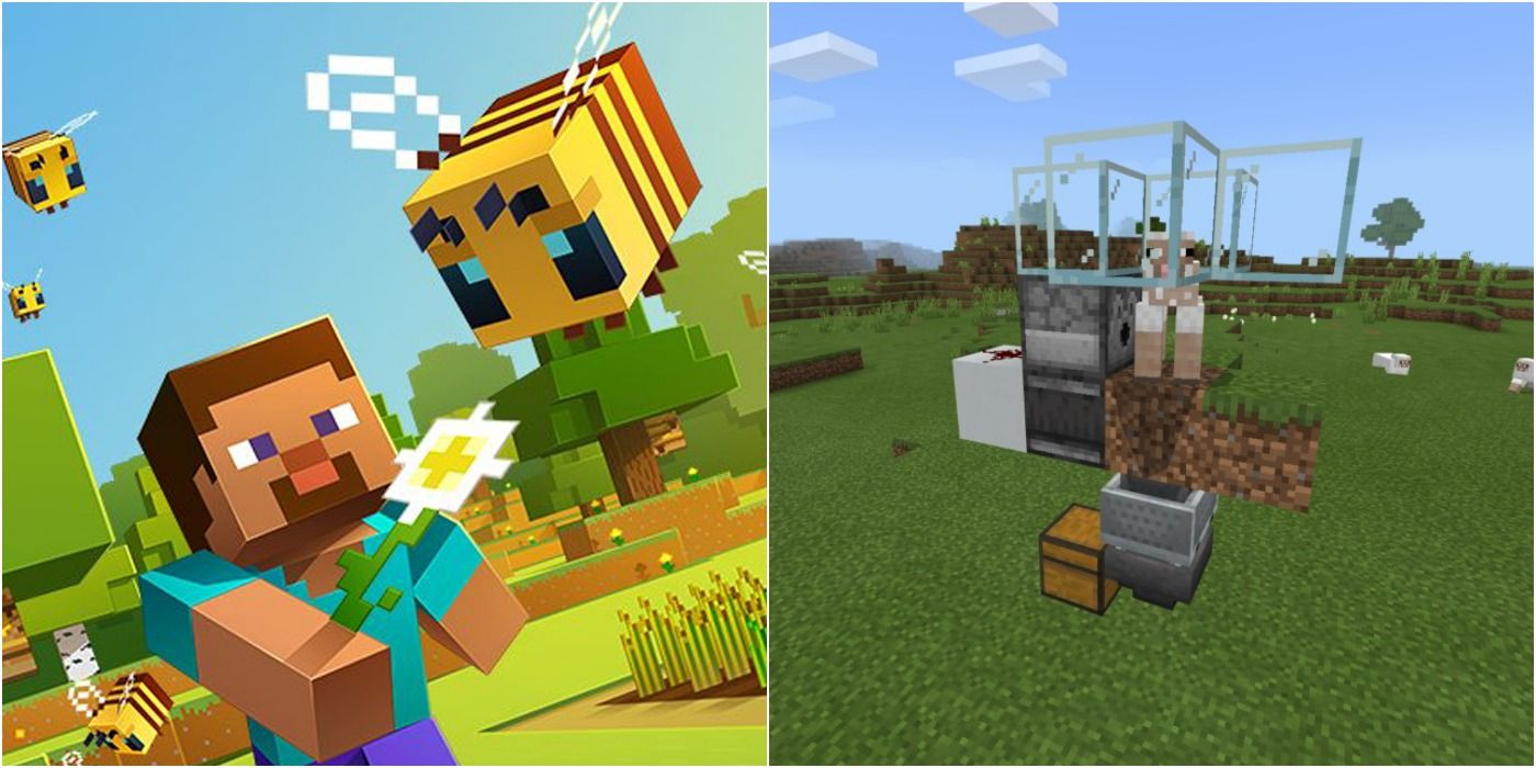 Minecraft 15 Simple Automatic Farms That Every Good Home Needs