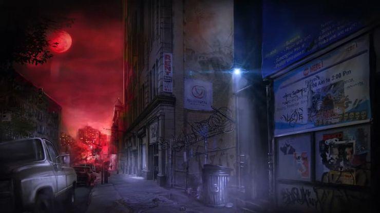 Vampire: the masquerade - shadows of new york artbook download full