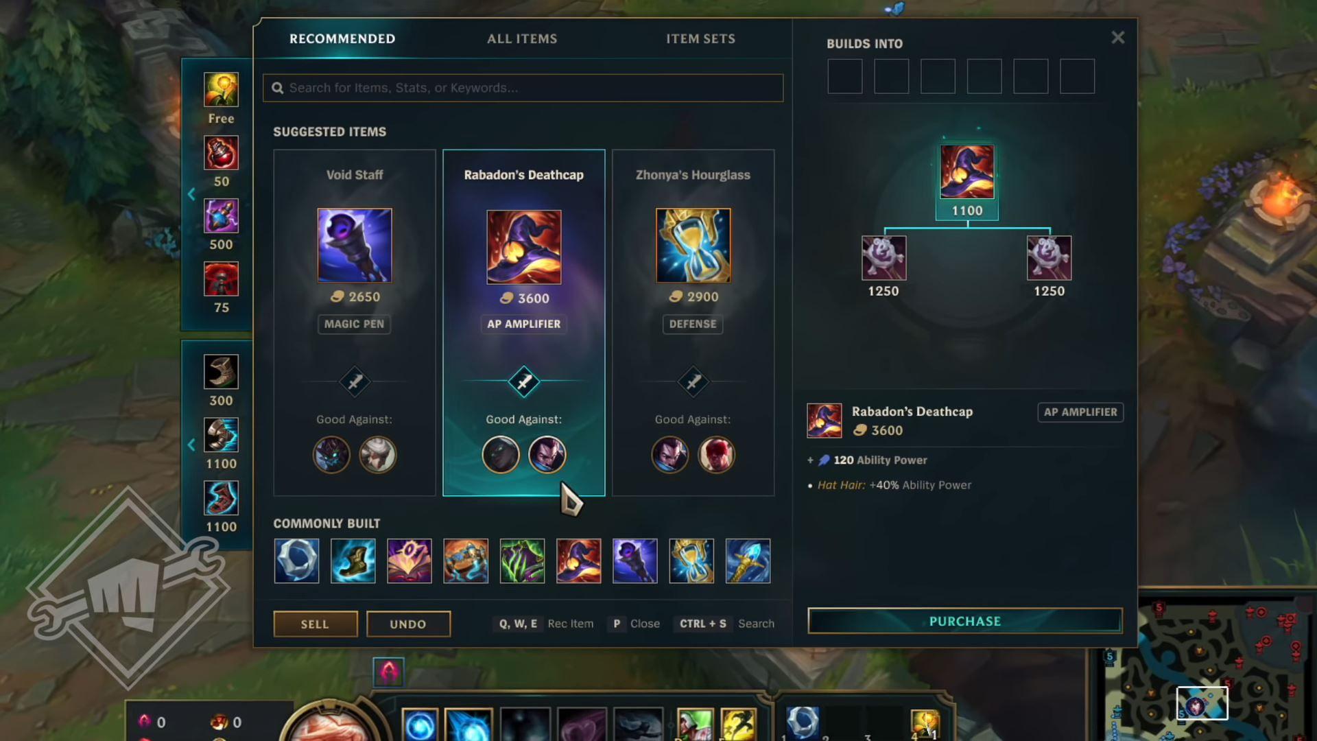 League Of Legends Shop Zu Groß